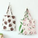 Livework Jam Jam pattern daily shoulder tote bag