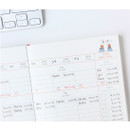 Weekly - Todac Todac cash book planner