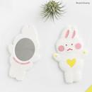 Bunny - Brunch brother pocket hand mirror