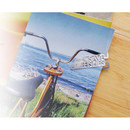 Bookfriends Save Fishes steel bookmark