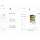 Daily plan - 2017 Monopoly Appointment A6 dated daily planner scheduler