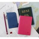 Plannary Darou and jamar passport case