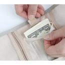Hidden pocket - Brunch brother roll up organizer pouch