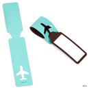Mint - Fenice Simple airplan travel luggage name tag