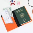 Fenice Simple RFID blocking small passport cover