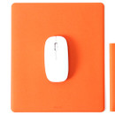 Orange - Fenice Office premium mouse pad