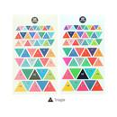Triangle - Livework Som Som cute deco sticker