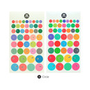 Circle - Livework Som Som cute deco sticker