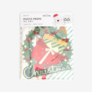 Package - Dailylike Christmas photo stick props set