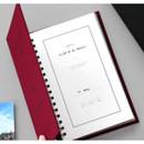 Intro - Album de photos 3X5 slip in photo album
