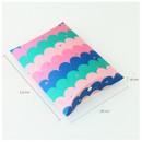 Size of Som Som gift paper bag medium set of 4 styles