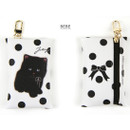 Bebe - Choo Choo cat card case holder