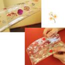 N.IVY Moon's friend clear folding slim pencil case