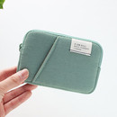 Dim mint - A low hill basic standard pocket card case ver.2