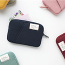 Livework A low hill basic standard pocket card case ver.2