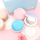 2Young Macaron double sided compact round mirror