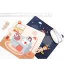 2young Peperico rectangle mouse pad