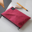 Rose pink - Make your second plan medium slim pouch