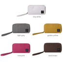 Color of Make your second plan bankbook pocket pouch