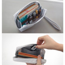 Byfulldesign Make your second plan bankbook pocket pouch