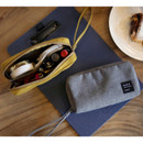 Light gray - Make your second plan bankbook pouch