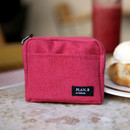 Rose pink - Make your second plan multi small pocket pouch