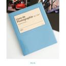 Deep sky - Livre de self adhesive black photo album