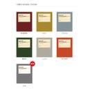 Colors of Livre de self adhesive black photo album