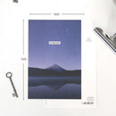 Size of Design postcard ver.3