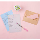 Lovely letter paper and envelope set