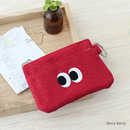 Berry berry - Som Som stitching card case with ke