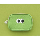 Greenery - Som Som stitching card case pouch