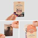 Space label paper sticker set