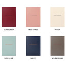 Color of photograph self adhesive photo album