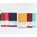 Prism classic 80 pages lined grid notebook
