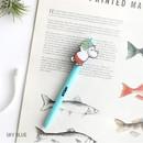 Sky blue - Moomin color gel pen 0.4mm