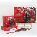 150 piece jigsaw puzzle - Anne of classic story - Red
