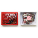 Package of 150 piece jigsaw puzzle - Anne of classic story - Red