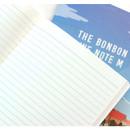 Bon Bon illustration medium lined notebook ver3