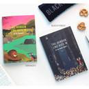 Serengeti / Black forest - Bon Bon lined notebook