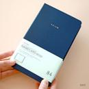 Navy - Prism slip in pocket name card album