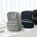 Size of Around'D mais oui backpack