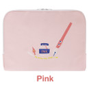 Pink - My little tiny thing 15 inches laptop pouch case