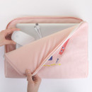 My little tiny thing 15 inches laptop pouch case