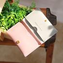 Multi purpose twin pocket card case