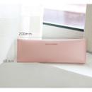 Size of Multi purpose twin pocket pencil case