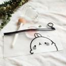 Molang zip lock medium pouch ver2