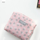 Posy - Comely pattern makeup pouch bag