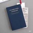Navy - Un recueil dessais essay notebook
