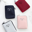Walking in the air medium cable pouch